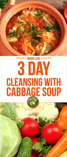 3 day cleansing diet for a fast weight loss