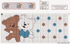Victoria - Handmade Creations : Σχέδια για όμορφα κεντημένα παιδικά σεντόνια