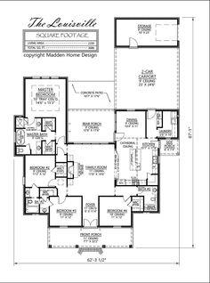 Madden Home Design   The Louisville