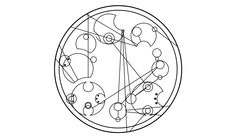 Next tattoo, I'm burning up a sun just to say goodbye, circular gallifreyan, Doctor Who, 10th Doctor, 10 and rose. I used the circular gallifreyan app on the link, you can write whatever you want!