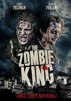 The Zombie King Horror/Comedy DVD Movie Starring Corey Feldman (New Unopened) | DVDs & Movies, DVDs & Blu-ray Discs | eBay!