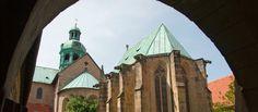 Der Hildesheimer Dom.