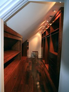 Closet Attic Design, Pictures, Remodel, Decor and Ideas - page 3