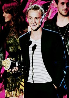 tom felton<<<love his smile