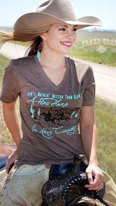 FINE HORSE NEW COUNTRY TEE