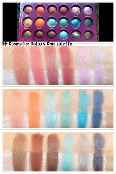 Foil Eyes 28 Color Eyeshadow Palette by BH Cosmetics #20