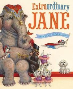 Jane is an ordinary dog in an extraordinary circus. She isn't strong, graceful, or brave like her family. When she tries to be those things, Jane just doesn't feel like herself, but she also doesn't feel special. Is she really meant for this kind of life? Her Ringmaster thinks so, but not for the reasons Jane believes. PreS-Gr1