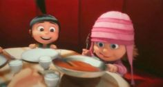 Despicable Me 2 - Edith & Agnes
