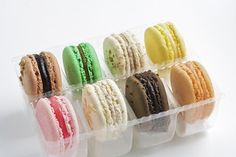 Macaron, Macaroon, doesn't matter how you spell it, these delicate confections are amazing!