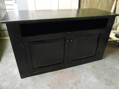 Solid wood Large Sideboard Base entertainment center by W. Harris and Sons for The Old Mercantile in Clarksville Tn. Call for colors , sizes, and prices 931-552-0910  Like and Follow on Facebook.