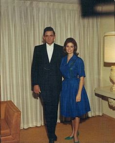 Johnny & June 1967