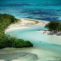 Ilhas Maurício - Oceano Índico