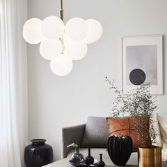 fina lampor vardagsrum