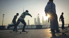 PANORAMIC by Kristian Kvam Hansen. Amongst the 23 million people inhabiting Shanghai, there is a small and strong skateboard community.