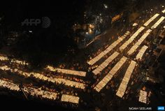 INDIA, Hyderabad : Indian Hindu devotees perform a ritual by lighting diyas - earthen lamps - on the occasion of Karthika month in Hyderabad on November 25, 2015. Karthika is one of the most...
