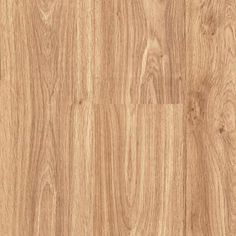 """Supreme Click 12mm Oak Natural 7.75"""" Wide Laminate Flooring with Free Pad"""