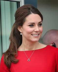 Catherine, Duchess of Cambridge visited  the County of Norwich and participated in a fundraiser to help build and equip a hospital for children and their families in Norfolk.