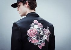 Take a look at Dior Homme'sSS17 Backstage photographed by Morgan O'Donovan during Paris Fashion Week, in exclusive for Fucking Young! See Dior Homme's SS17 Collection HERE!