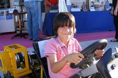 Feira de Sant'iago 2013 – 04Ago  – Como funciona o motor do automóvel
