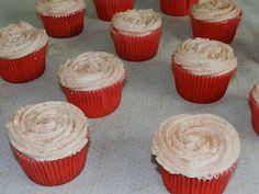 Cupcake de brigadeiro com buttercream