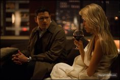 The Loft - Publicity still of Wentworth Miller & Isabel Lucas