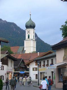 Oberammergau... Bavaria