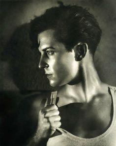 Ramon Navarro, silent movie star of the1920's