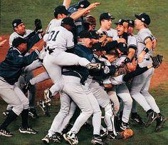 1998 World Series Celebration