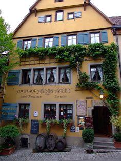 Hotel in Rothenburg |