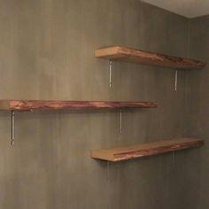Meer dan 1000 idee n over muur planken op pinterest planken zwevende muurplanken en huismeubilair - Muur plank onder tv ...