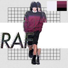 Raf Simons X 97mp // F/W12