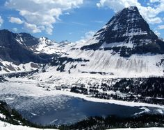 Jacob K. was Backpacking  in Glacier National Park Conservancy. #rei1440project.com