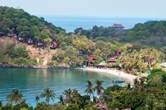 KOH LANTA | View from Pimalai Resort, Thailand | via cntraveller.com