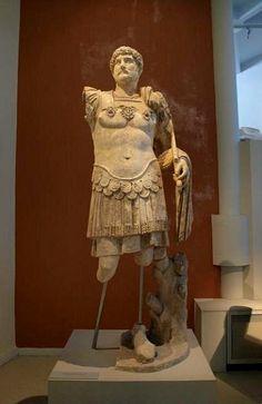 Hadrian ~ Archaeological Museum of Thassos Island, Greece