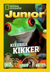 National geographic junior. Plaats: tijdschriftenrek.