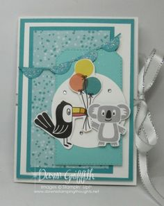 Glitter Pit Multi-Panel Accordion Fold card January 15, 2020 - Dawn's Stamping Thoughts