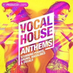 V.A. Vocal House Powerful Anthems (2016) | MP3...
