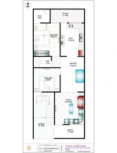 20 X 60 House Plans 30 X 60 House Plans 2 Bedroom Cabin Floor Plans – House Plan In 20 60 Plot, with 40 More files 2bhk House Plan, 3d House Plans, Indian House Plans, Small House Floor Plans, Model House Plan, Simple House Plans, House Layout Plans, Duplex House Plans, Cabin Floor Plans