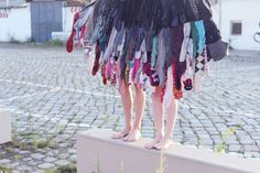 THE LOST SOCK PROJECT by Tabea Mathern, via Behance