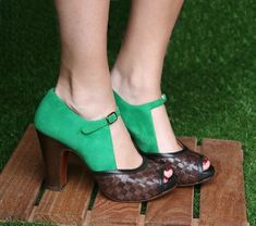 This Chie Mihara Alicante ss 2014 shoes have to be mine