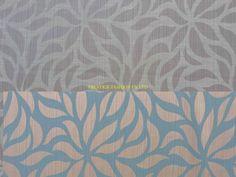 Prestige Floral Flowers Large Leaf Vintage Upholstery Fabric - Per Metre