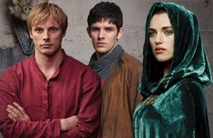 (New) Personality quiz: Are you Arthur, Merlin or Morgana? Here is the link: http://www.bbcamerica.com/anglophenia/2012/11/new-personality-quiz-are-you-arthur-merlin-or-morgana/