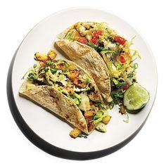 Chimichurri Halibut Tacos Recipe -- I LOVE FISH TACOS