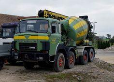 Ready Mixed Concrete, Mixer Truck, Concrete Mixers, Heavy Duty Trucks, Transporter, Classic Trucks, Cool Trucks, Transportation, Vehicles