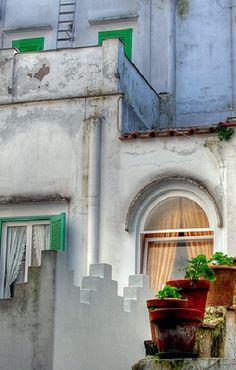 Casa Bianca, Island of Capri, Italy