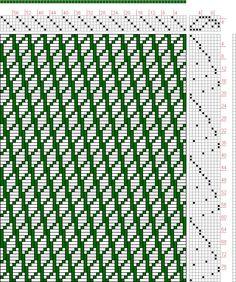 Page Figure Donat, Franz Large Book of Textile Patterns, Weaving Designs, Weaving Patterns, Textile Patterns, Knit Patterns, Textile Courses, Dobby Weave, Art Du Fil, Weaving Textiles, Tapestry Crochet