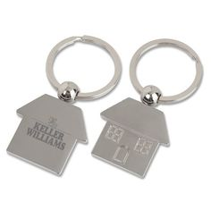 Shop at Deluxe for the Metal House Key Tag that can be customized with your logo or personalized message. Order Metal House Key Tag in bulk at wholesale prices today. Helium Tank, Christmas Party Favors, House Keys, Key Tags, Office Items, Bodo, Quality Logo Products, Metal Homes, Custom Metal