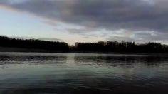 Sonnenuntergang Torgelower See