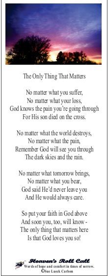 Don't let the world take away the thing that really matters. Encouraging Poems, Don't Let, Let It Be, What The World, God Pictures, Gods Creation, Dark Skies, Gods Love, Cool Words