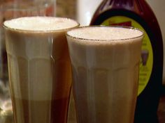 New York Egg Cream Recipe : Ina Garten : Food Network - FoodNetwork.com  Made this tonight and they are pretty good :) like a chocolate soda or something